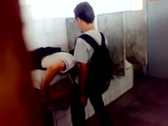 Public sex video of two horny students